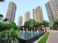 雅居乐花园 一线江景 三个阳台 135方 毛坯 低税 147万