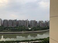 雅居乐2期中高层 136方 4房2厅 双阳台南北对流 一线江景