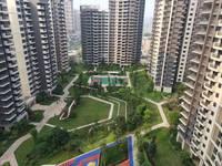出售恒福新里程花园125方4室2厅2卫南北对流 大阳台 望花园150万