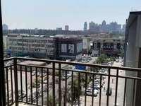 万达旁尚南雅筑南向对流靓户型,104方三房两厅二卫,满两年,售108万