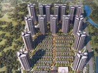 出售万科 魅力之城3室2厅2卫85平米55万住宅