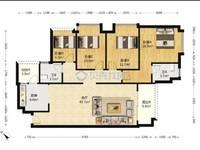 出售碧堤雅苑4室2厅2卫126平米102万住宅