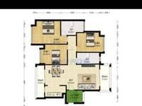 出售三水万达广场3室2厅2卫115平米108万住宅