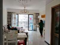 北江明珠 110方 3房2卫 靓装修 南向 满两年 仅售118万
