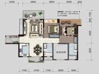 出售恒福新里程花园3室2厅2卫89平米102万住宅