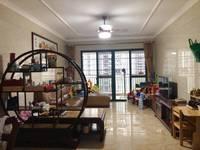 雅居乐雅致居花园,4室2厅2卫,127平米豪装,南北对流,满五年,售140万