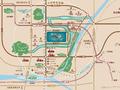 捷和广场二期水漾坊交通图