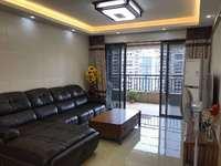 北江明珠120方 3房2厅2卫 南北对流 五年唯一 靓装修 送家电 仅售130万