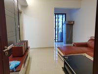 出租恒福丽铂公馆1室1厅1卫45平米1000元/月住宅