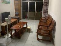 志华菀2室2厅1卫85平米1000元/月住宅,拎包入住,业主直租