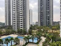 帝景湾花园 江景房144方 美丽四房设计 楼盘中间可以望江 满2年毛坯 130万