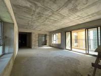 雅居乐二期 126方 横厅对流四房带主套 毛坯满两年 没有遮挡望园区 低税