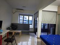 时代城 高层公寓 家电齐 拎包入住 只租800 仅此一套 有大阳台