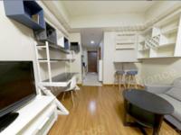 全新万达广场商圈 单身公寓一房 高楼层 长期有效
