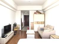免介绍费:三水万达广场,中层单间公寓,拎包入住,可短租,实拍采光,随时看房!